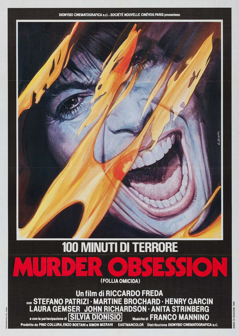 Murder Obsession Poster