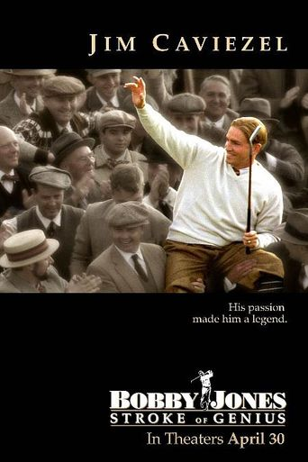 Bobby Jones: Stroke of Genius Poster