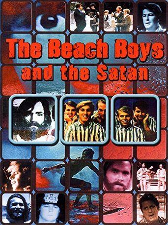 The Beach Boys and The Satan Poster
