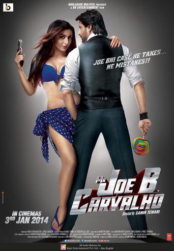 Mr Joe B. Carvalho Poster