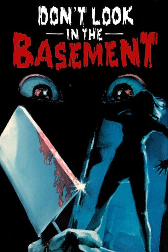 Don't Look in the Basement Poster