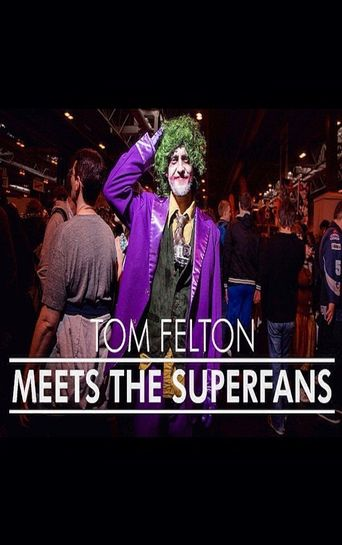 Tom Felton Meets the Superfans Poster