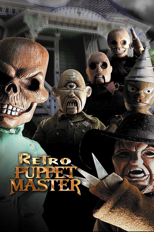 Retro Puppet Master Poster