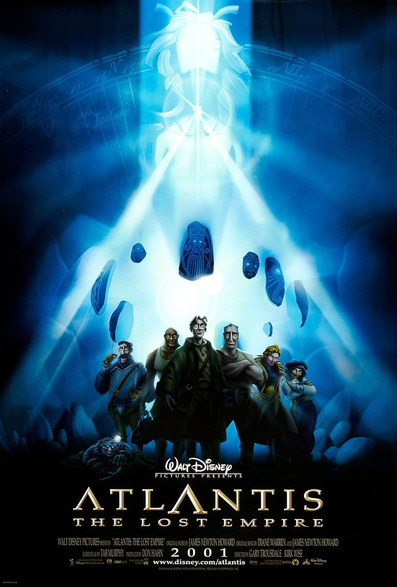 Watch Atlantis: The Lost Empire