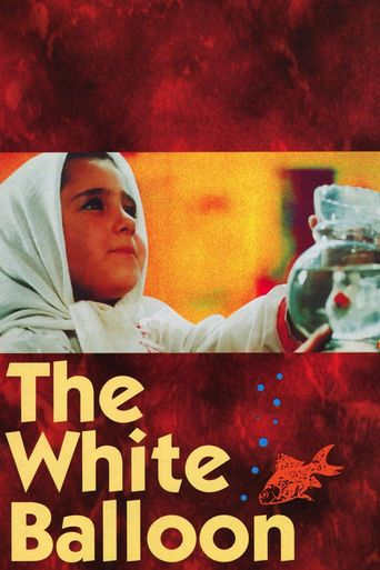 The White Balloon Poster