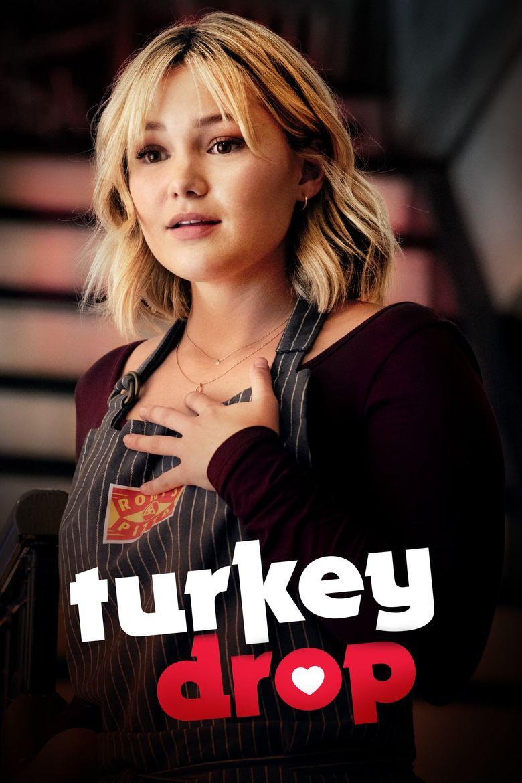Turkey Drop Poster