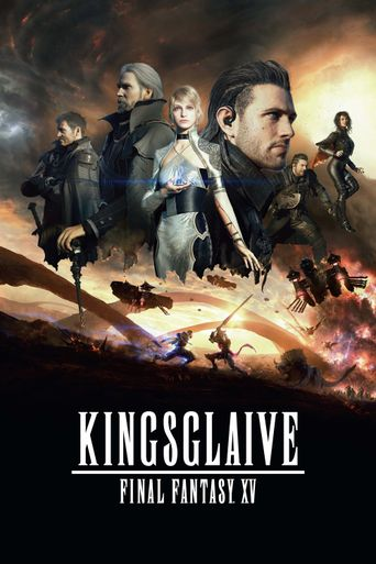 Kingsglaive: Final Fantasy XV Poster