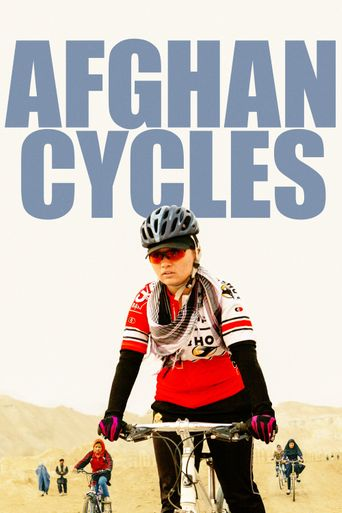 Afghan Cycles Poster