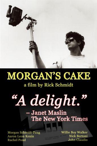 Morgan's Cake Poster