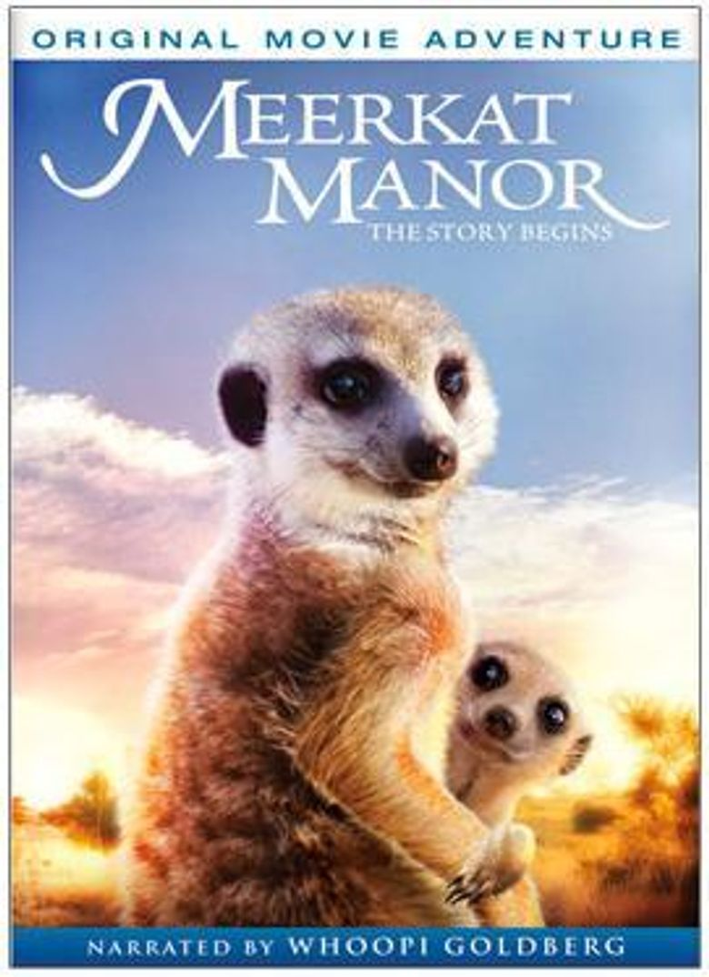 Meerkat Manor: The Story Begins Poster