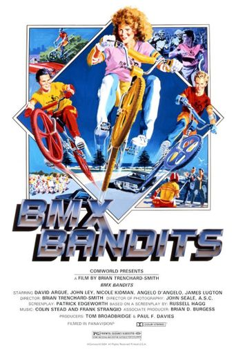 Watch BMX Bandits