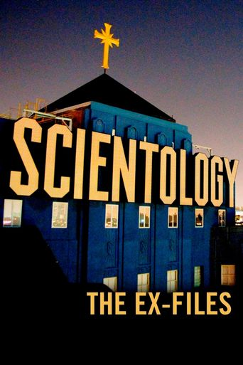 Scientology: The Ex-Files Poster