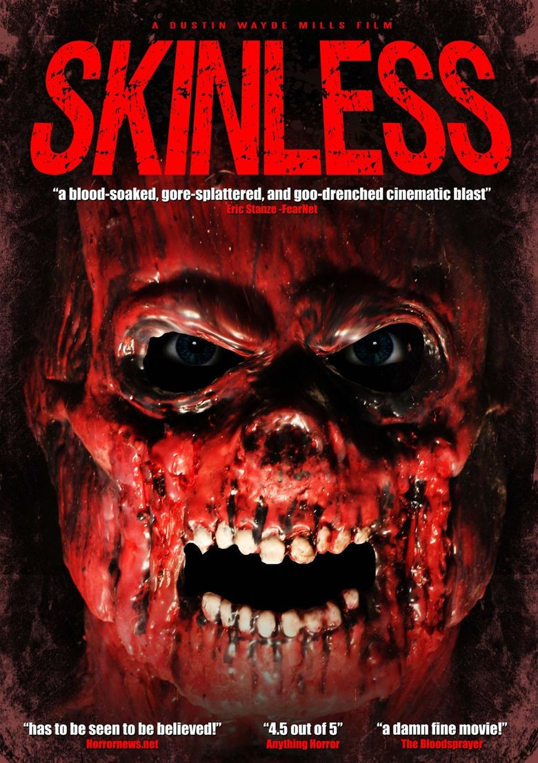 The Ballad of Skinless Pete Poster