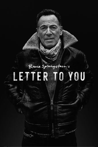 Bruce Springsteen's Letter to You Poster