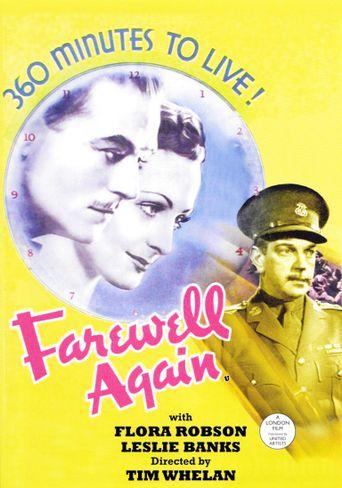 Farewell Again Poster