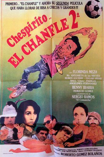 El Chanfle 2 Poster