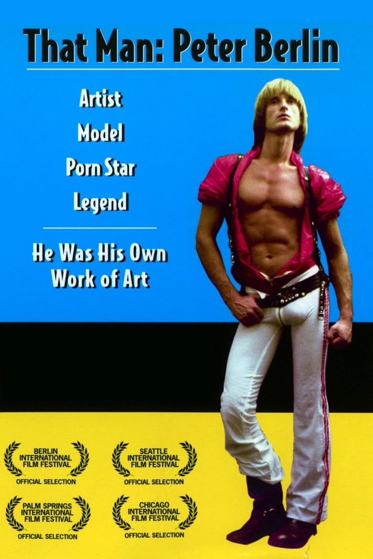 That Man: Peter Berlin Poster