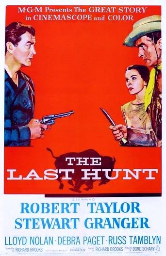 The Last Hunt Poster