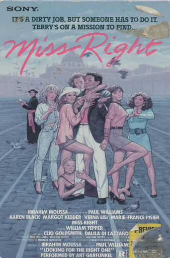Miss Right Poster