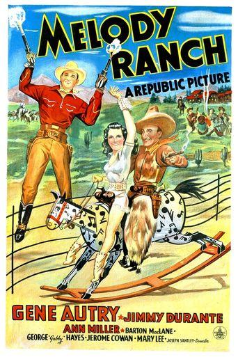 Melody Ranch Poster