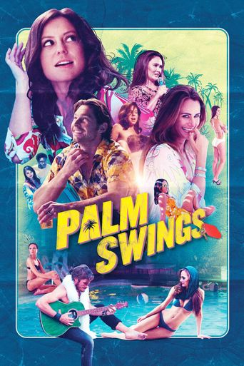 Palm Swings Poster