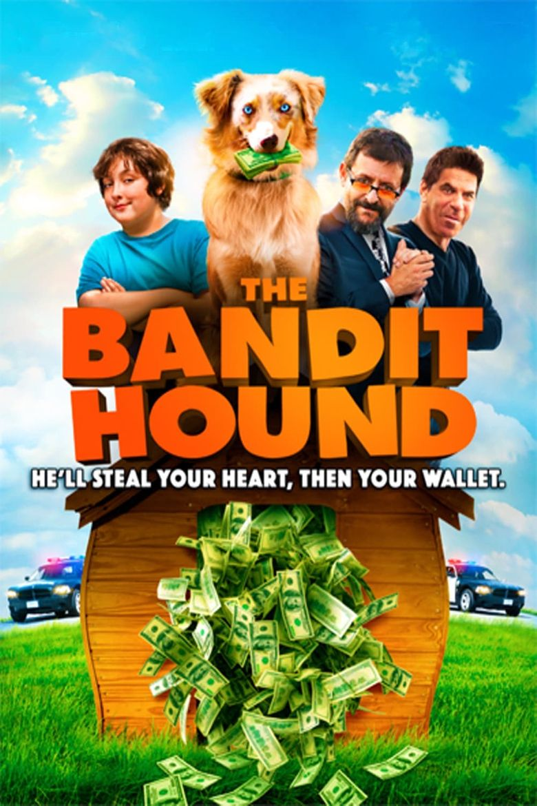 The Bandit Hound Poster