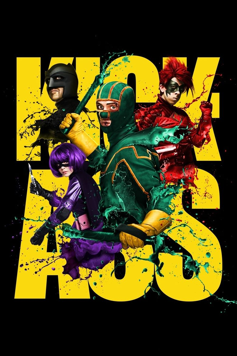 Watch Kick-Ass