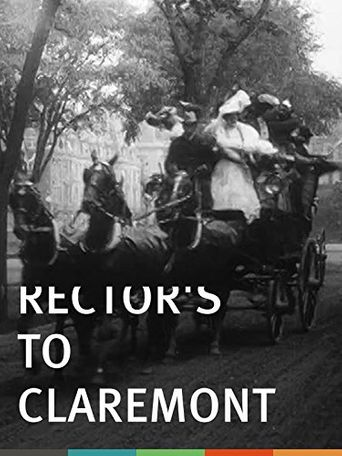 Rector's to Claremont Poster