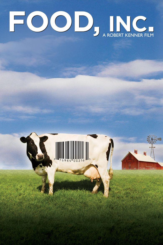 Food, Inc. Poster