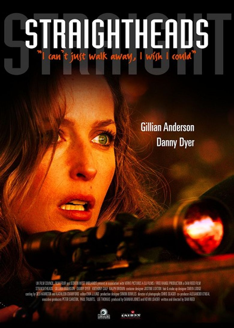 Straightheads Poster