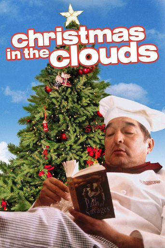 Christmas in the Clouds Poster