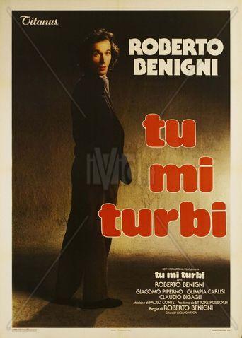 Tu mi turbi Poster