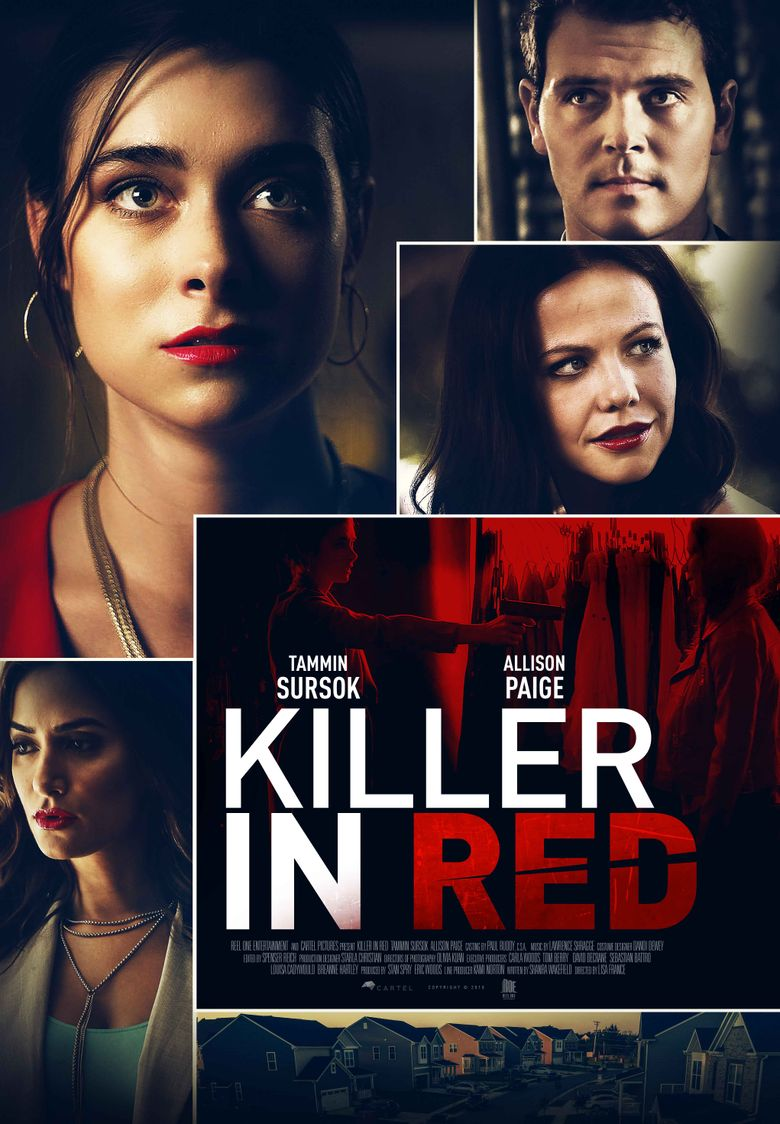 My Killer Client Poster