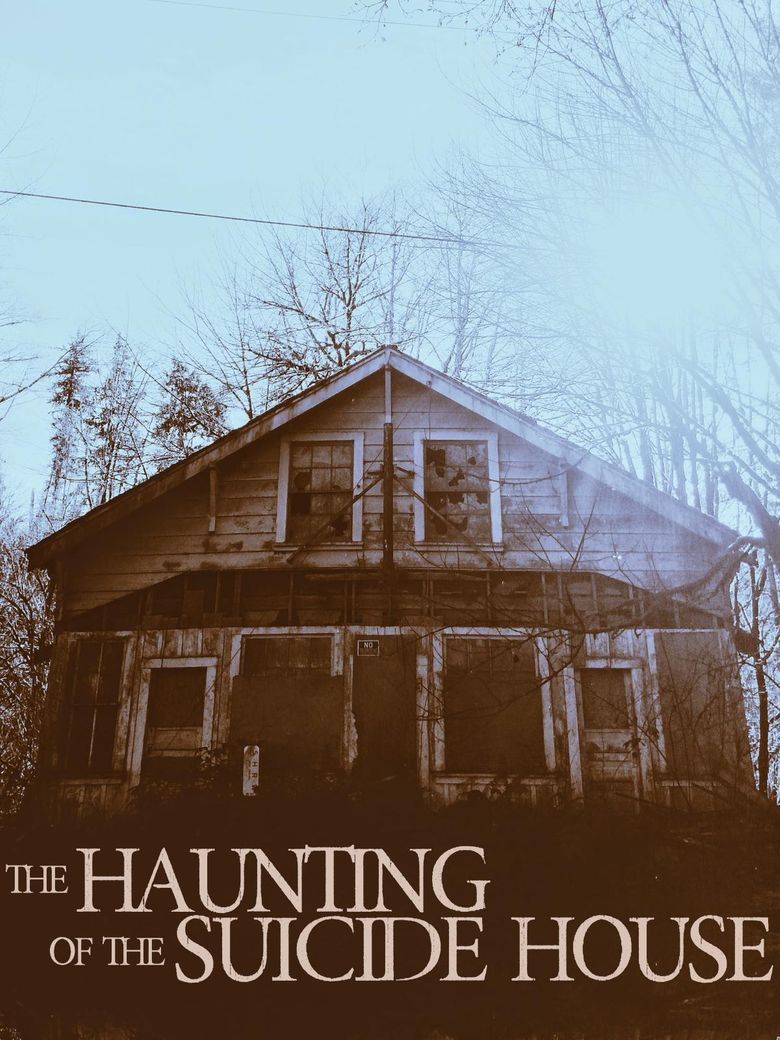 The Haunting of the Suicide House Poster