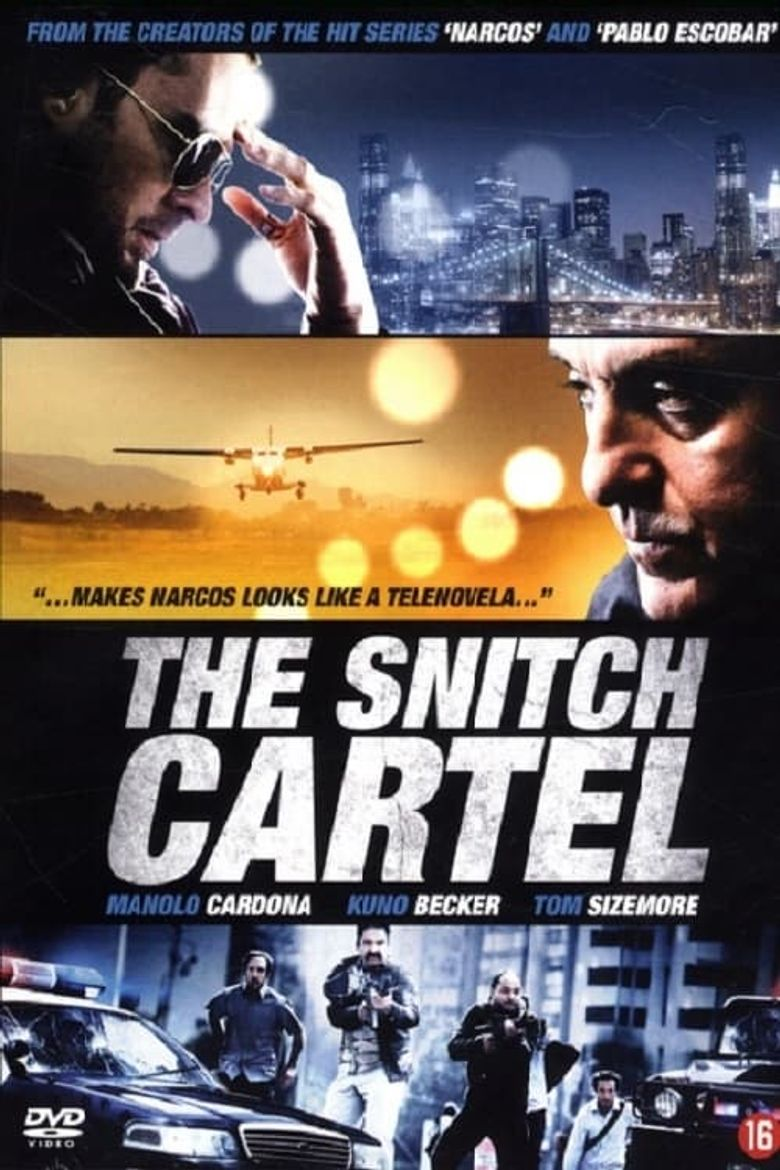 The Snitch Cartel Poster
