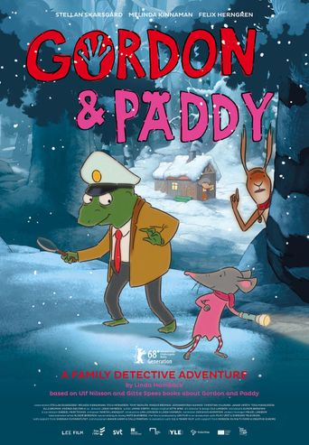 Gordon & Paddy Poster