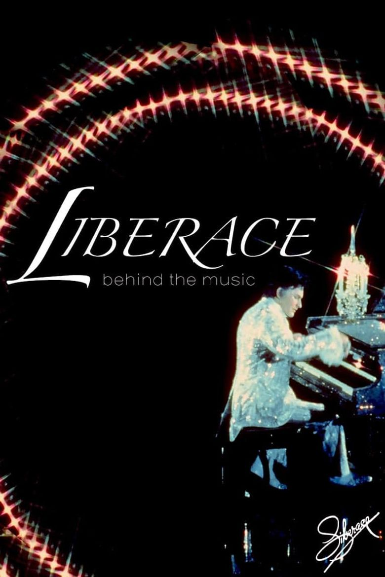 Liberace: Behind the Music Poster