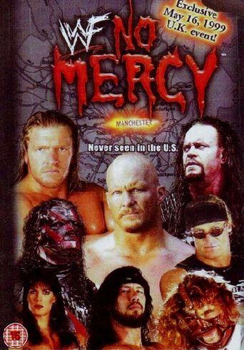 WWE No Mercy (UK) 1999 Poster