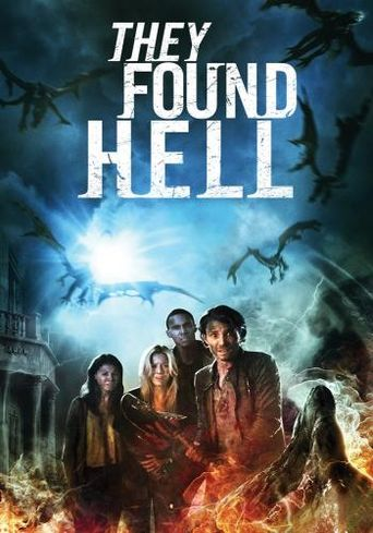 They Found Hell Poster
