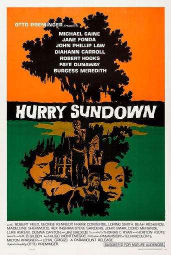 Hurry Sundown Poster