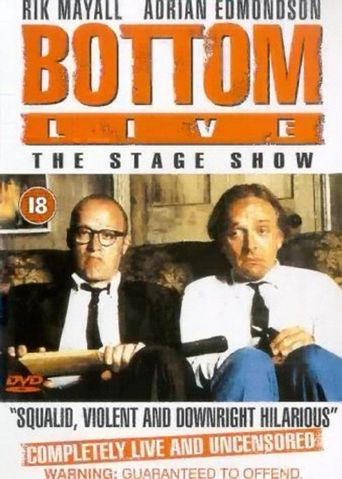 Bottom Live The Stage Show Poster