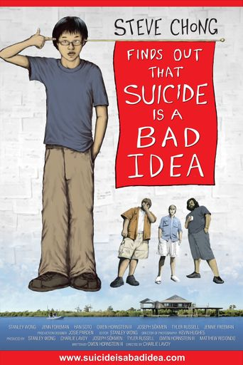 Steve Chong Finds Out That Suicide Is a Bad Idea Poster