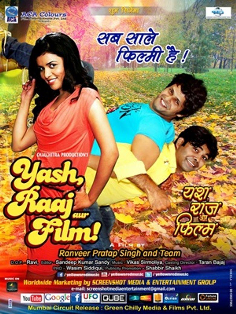 Yash Raaj aur Film! Poster