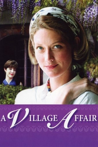 A Village Affair Poster