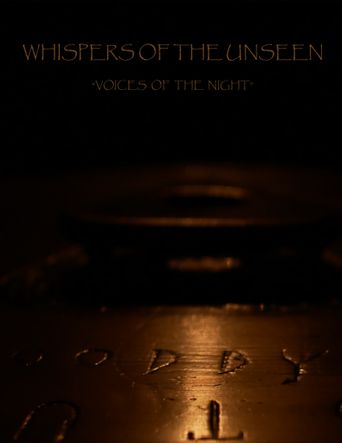 Whispers of The Unseen Poster