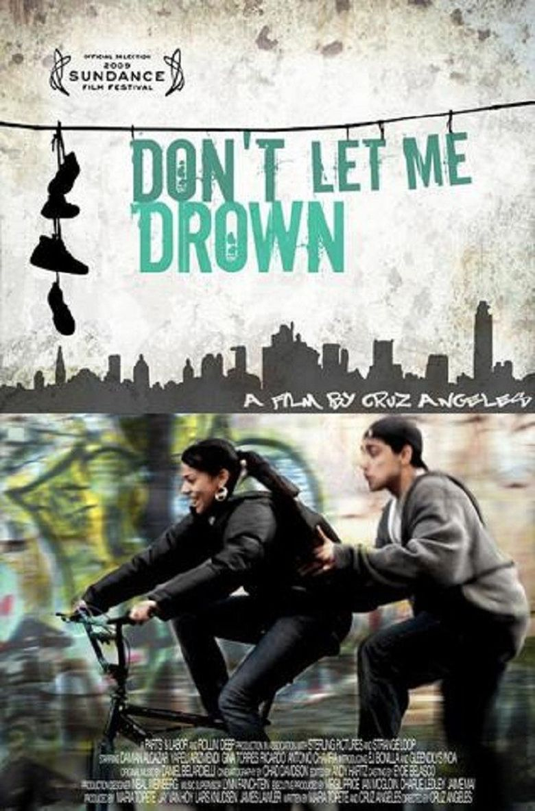 Don't Let Me Drown Poster