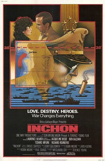 Inchon Poster