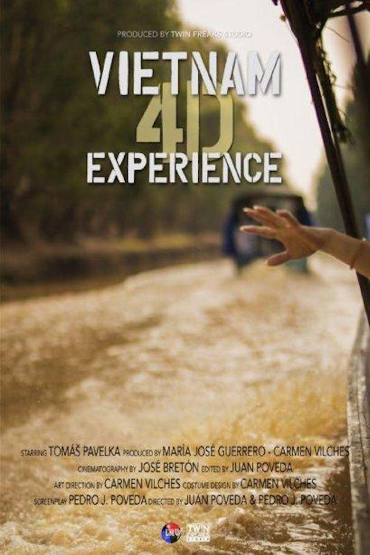 Vietnam 4D Experience Poster
