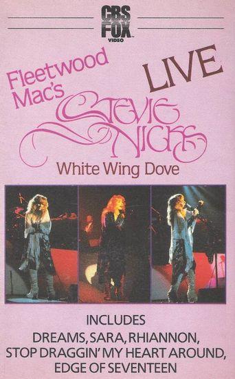 White Wing Dove - Stevie Nicks in Concert Poster