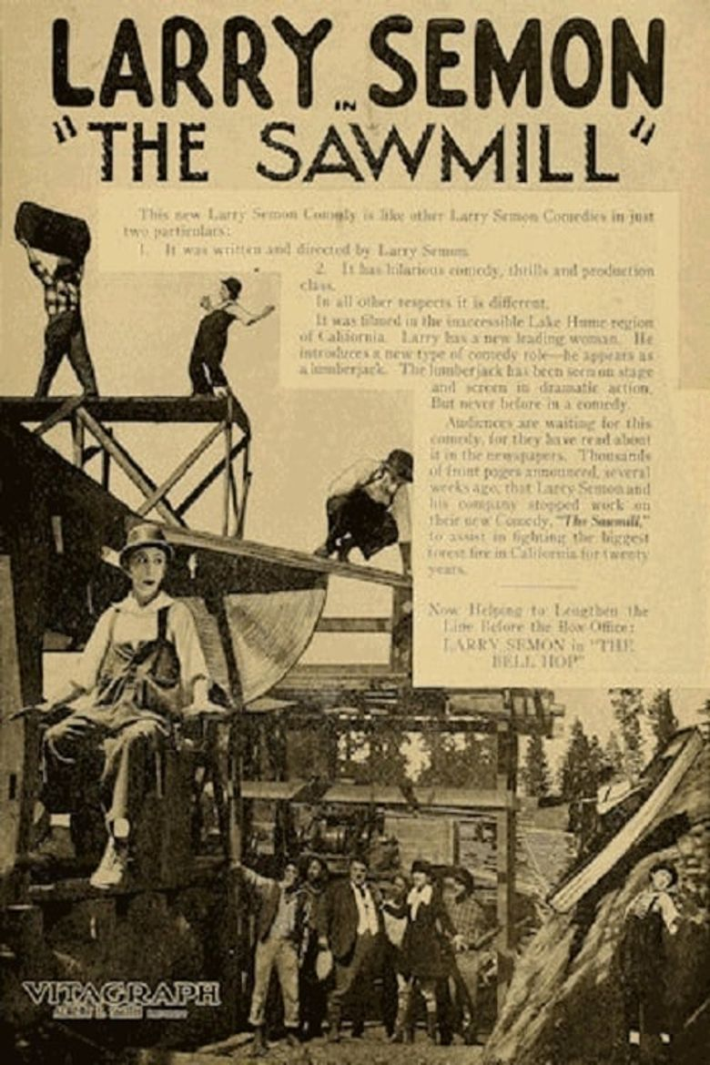 The Sawmill Poster